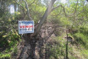 Ref. Y 137 Terreno Cuchilla Alta Sur