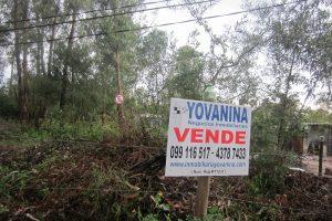 Ref Y 139 Terreno en Santa Ana