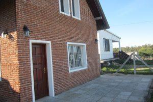 Ref. Y 247 Casa Cabaña más 1 monoambiente Cuchilla Alta