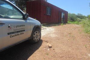 Vivienda container Cuchilla Alta Ref Y 159