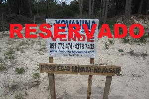 Terreno a 2 de Playa Brio. Argentino Ref y 188 RESERVADO