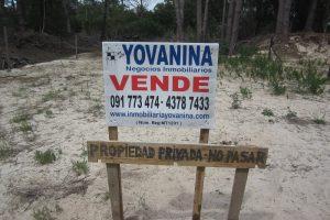 Terreno a 2 de Playa Brio. Argentino Ref y 188
