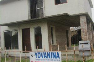 Casa a 2 de playa Cuchilla Alta Ref Y274