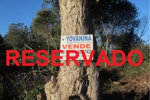 Terreno a 350 mts de playa Santa Ana Ref Y RESERVADO