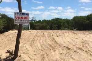 Terreno en Santa Ana a media cuadra de playa Ref Y314