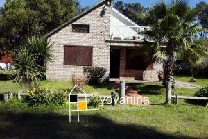 Casa Balneario Argentino 5 de Playa Ref Y320