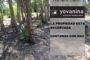 Terreno 6 de Playa Santa Ana Ref Y 334 RESERVADO