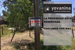 Terreno a solo 1 cuadra y media de playa Santa Ana  Ref Y331 RESERVADO