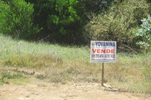 Terreno en Santa Ana Ref Y 352