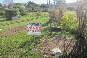 Terreno a 5 cuadras de Playa Santa Ana Ref. Y356